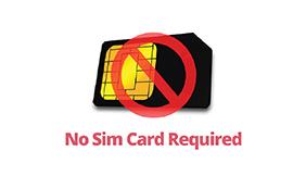 No Sim Card