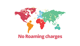 No Roming Charge