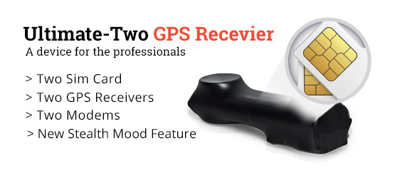 Ultimate Two GPS reciver