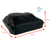 Covert 20000mAh GPS Tracker
