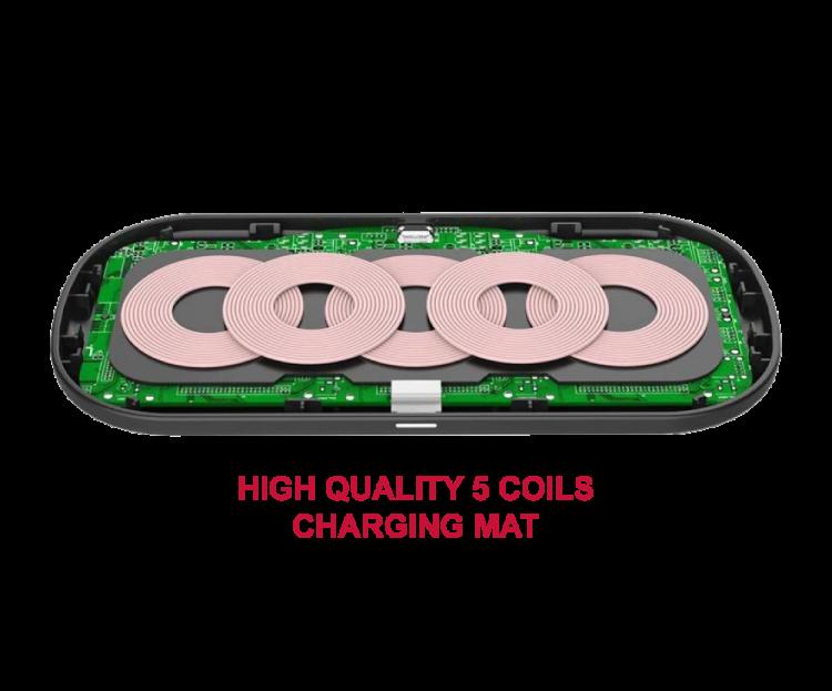 Choetech charging mat