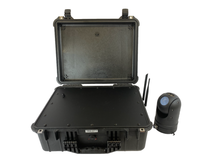 PTZ Rapid Deployment Kit - 205Ah