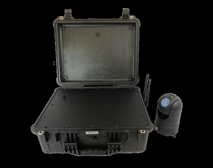 PTZ Rapid Deployment Kit - 205Ah