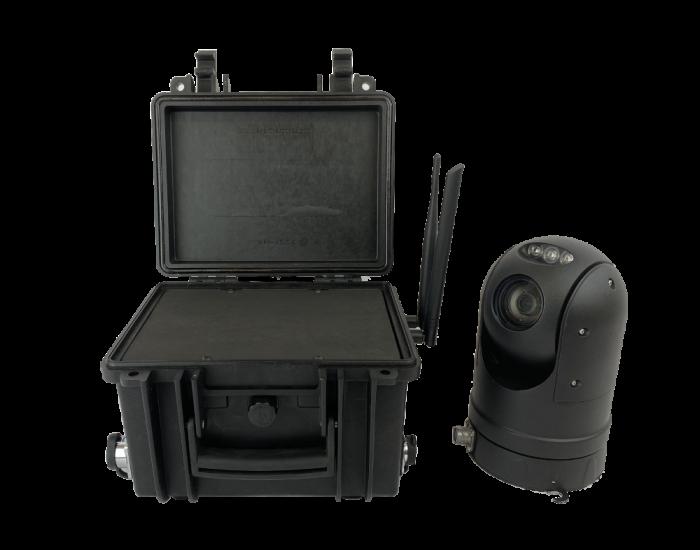 PTZ Rapid Deployment Kit - 77Ah