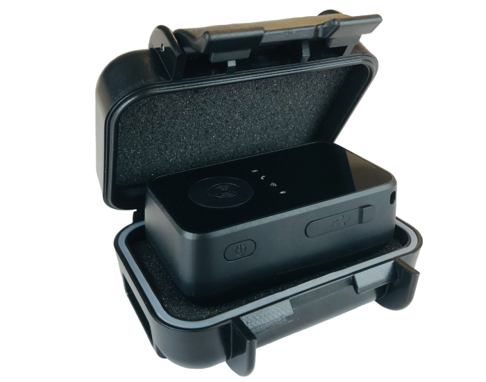 Prime GT GPS Tracker + Magnetic case + 1 year unlimited tracking