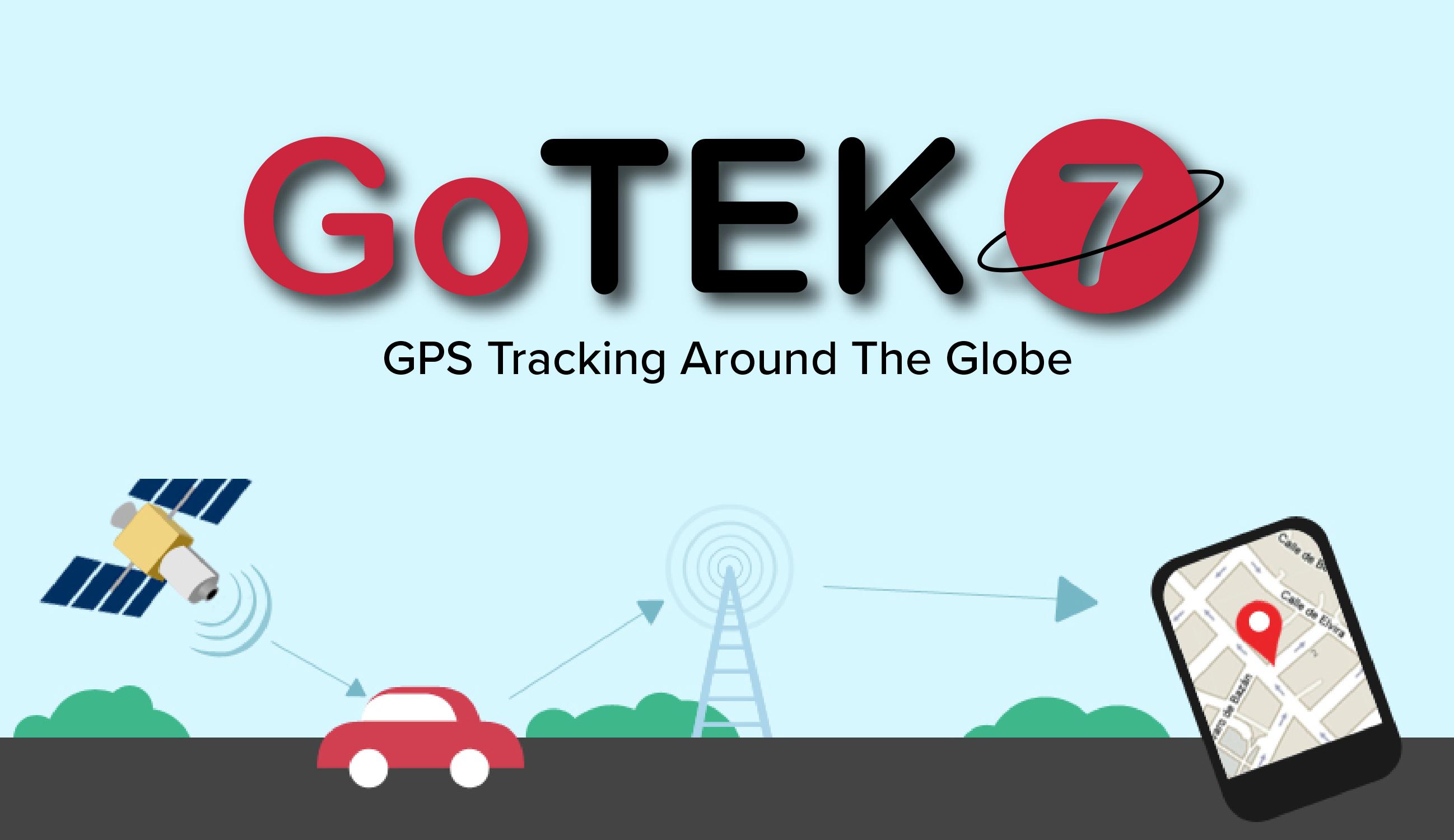 TrackServer App - Gotek7