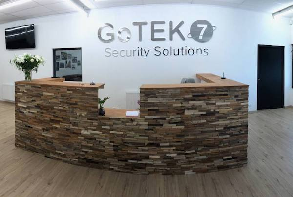 GoTEK7 New offices