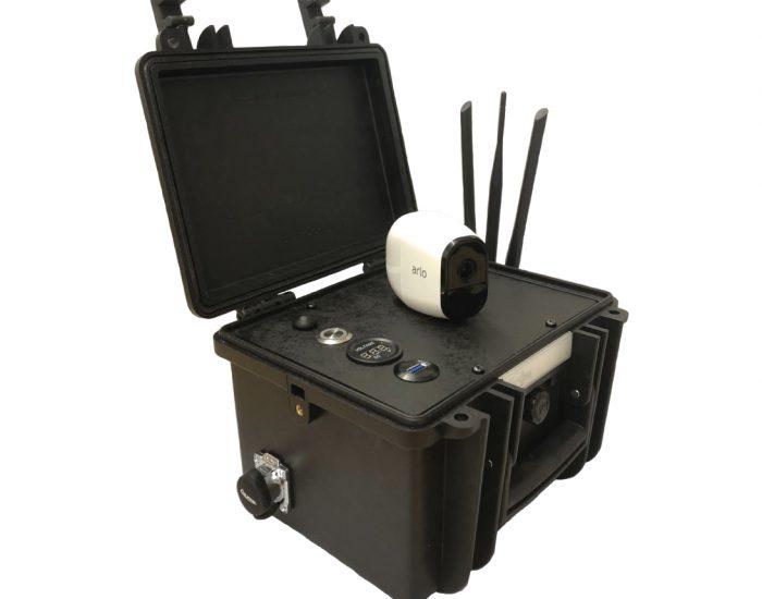 Rapid Arlo Camera Deployment System