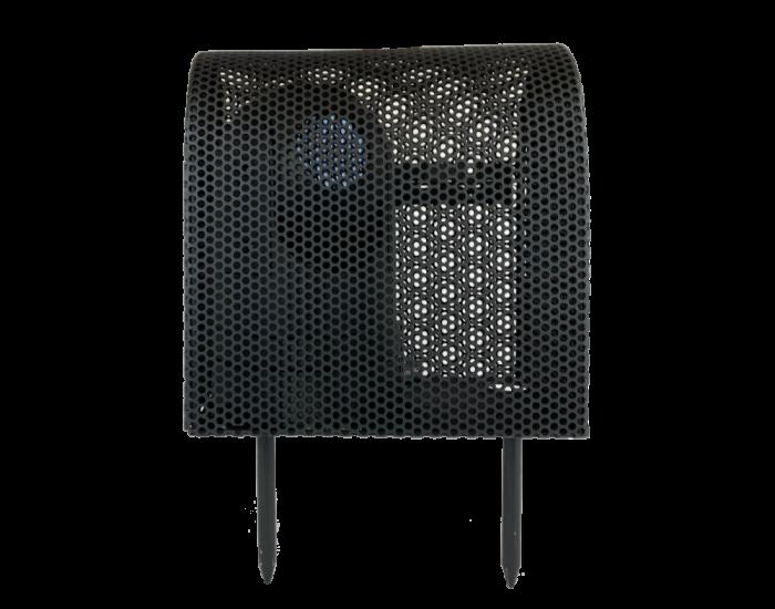 Headrest for PTZ Camera